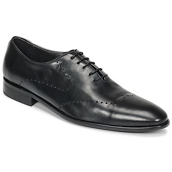 Shoes Men Brogue shoes So Size LOJA Black