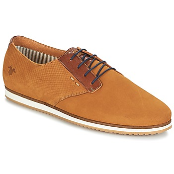 Shoes Men Derby shoes Kost VOYAGEUR Camel
