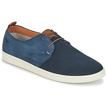 Shoes Men Low top trainers Kost JOUEUR 55A Marine
