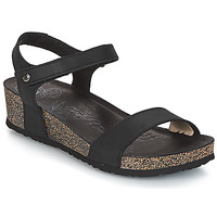 Shoes Women Sandals Panama Jack CAPRI Black