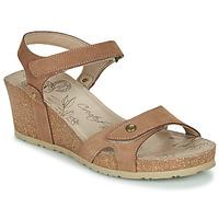 Shoes Women Sandals Panama Jack JULIA Taupe
