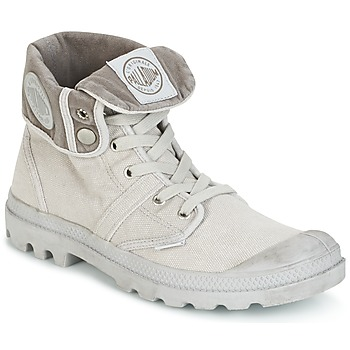 Shoes Mid boots Palladium US BAGGY Metal