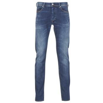 material Men slim jeans Diesel TEPPHAR Blue / 0688a