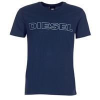 material Men short-sleeved t-shirts Diesel JAKE Marine