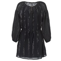material Women Short Dresses Maison Scotch DRAGUO Black