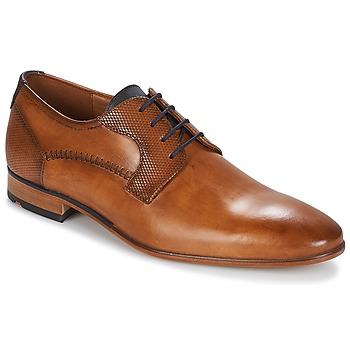 Shoes Men Derby shoes Lloyd HEATH Cognac
