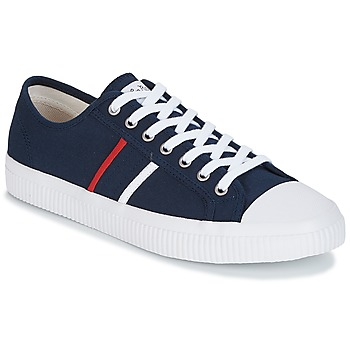 Shoes Men Low top trainers Jim Rickey TROPHY Marine / Red / White