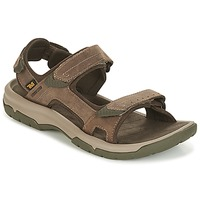 Shoes Men Sandals Teva LANGDON SANDAL Brown