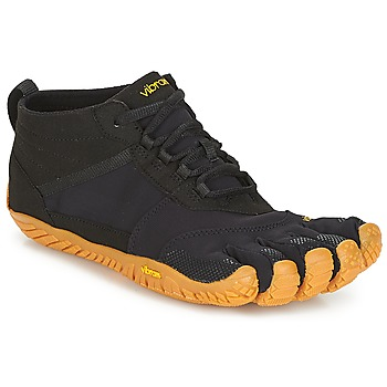 Shoes Men Running shoes Vibram Fivefingers V-TREK Black