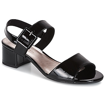 Shoes Women Sandals Tamaris RACAPOU Black