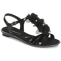 Shoes Women Sandals Tamaris GACAPI Black