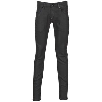material Men Skinny jeans G-Star Raw REVEND SUPER SLIM Black