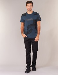 material Men slim jeans G-Star Raw 3301 SLIM Black