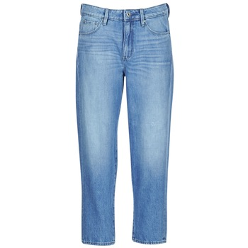 material Women Boyfriend jeans G-Star Raw 3301 HIGH BOYFRIEND 7/8 WMN Lt / Aged / Small / Destroy