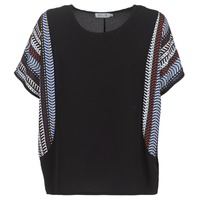 material Women Blouses Molly Bracken VEVE Black