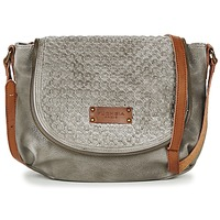 Bags Women Shoulder bags Fuchsia RAPHAEL 4 Grey
