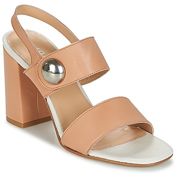 Shoes Women Sandals Jonak DERIKA Nude