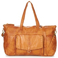 Bags Women Shoulder bags Pieces NADEEN Cognac