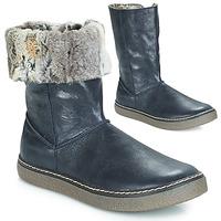 Shoes Girl Boots GBB DUBROVNIK Vte / Blue / Dpf / Glen