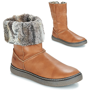 Shoes Girl Boots GBB DUBROVNIK Camel