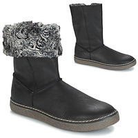 Shoes Girl Boots GBB DUBROVNIK Nub / Black / Dch / Glen