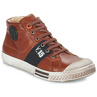 Shoes Boy Boots GBB RUFINO Brown / Dpf / Lucky