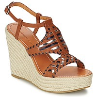 Shoes Women Sandals Mellow Yellow SAKE Camel