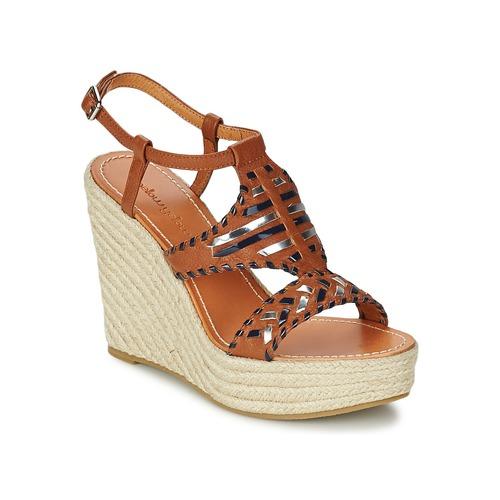 Shoes Women Sandals Mellow Yellow SAKE Camel