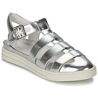 Shoes Women Sandals Mellow Yellow SACHIC Silver