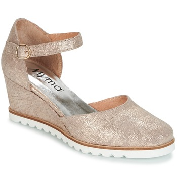 Shoes Women Court shoes Myma FIORTEL Gold