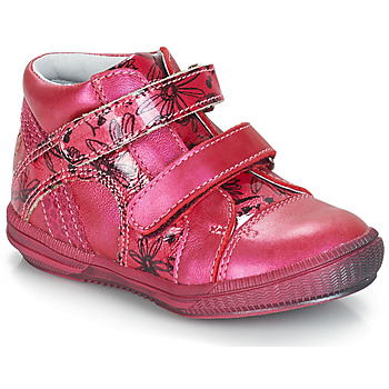 Shoes Girl Mid boots GBB ROXANE Pink