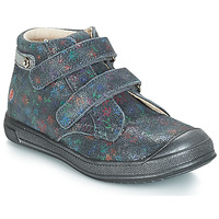 Shoes Girl High top trainers GBB RACHEL Grey