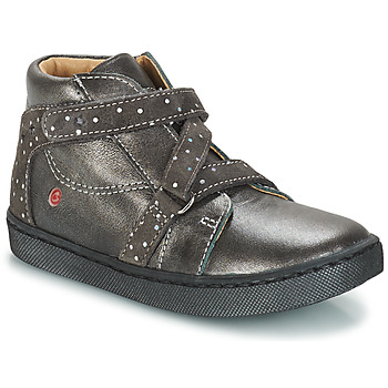 Shoes Girl Mid boots GBB RAYMONDE Grey