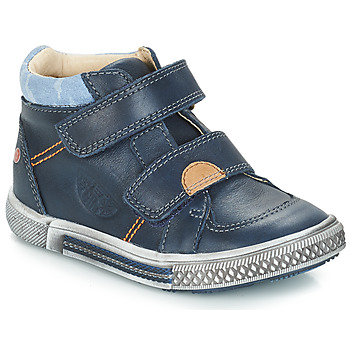 Shoes Boy Mid boots GBB ROBERT Blue
