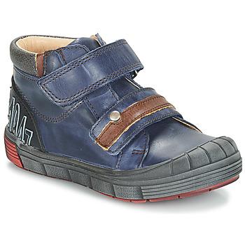 Shoes Boy Mid boots GBB REMI Blue