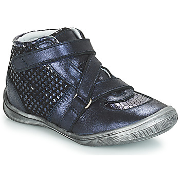 Shoes Girl High top trainers GBB RIQUETTE Blue