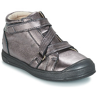 Shoes Girl Mid boots GBB NADEGE Violet