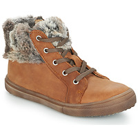 Shoes Girl Mid boots GBB ROBERTA Brown