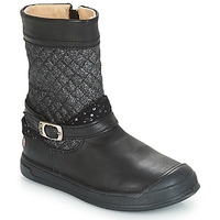 Shoes Girl Boots GBB ROLANDE Vts / Black / Dpf / Edit