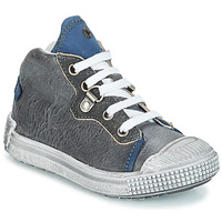 Shoes Boy High top trainers GBB RONALD Grey