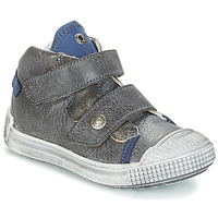 Shoes Boy High top trainers GBB ROMULUS Grey