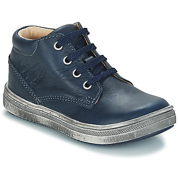 Shoes Boy Mid boots GBB NINO Blue