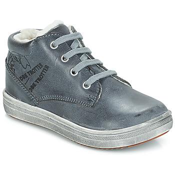 Shoes Boy Boots GBB NINO Vte / Grey / Dch / 2835
