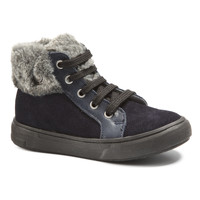 Shoes Girl Mid boots Catimini ROUSSETTE Cts / Marine / Dpf