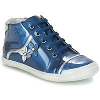 Shoes Girl Mid boots GBB SATYA Blue