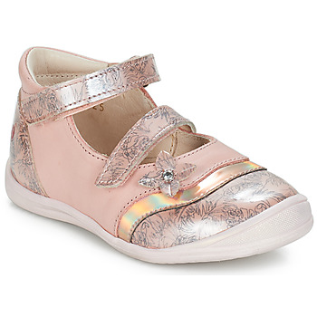 Shoes Girl Ballerinas GBB STACY Pink
