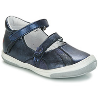 Shoes Girl Ballerinas GBB SYBILLE Blue
