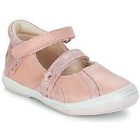 Shoes Girl Sandals GBB SYBILLE Pink