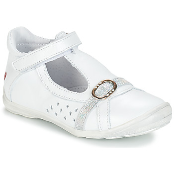Shoes Girl Ballerinas GBB SALOME White