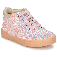 Shoes Girl Mid boots GBB SACHA Pink